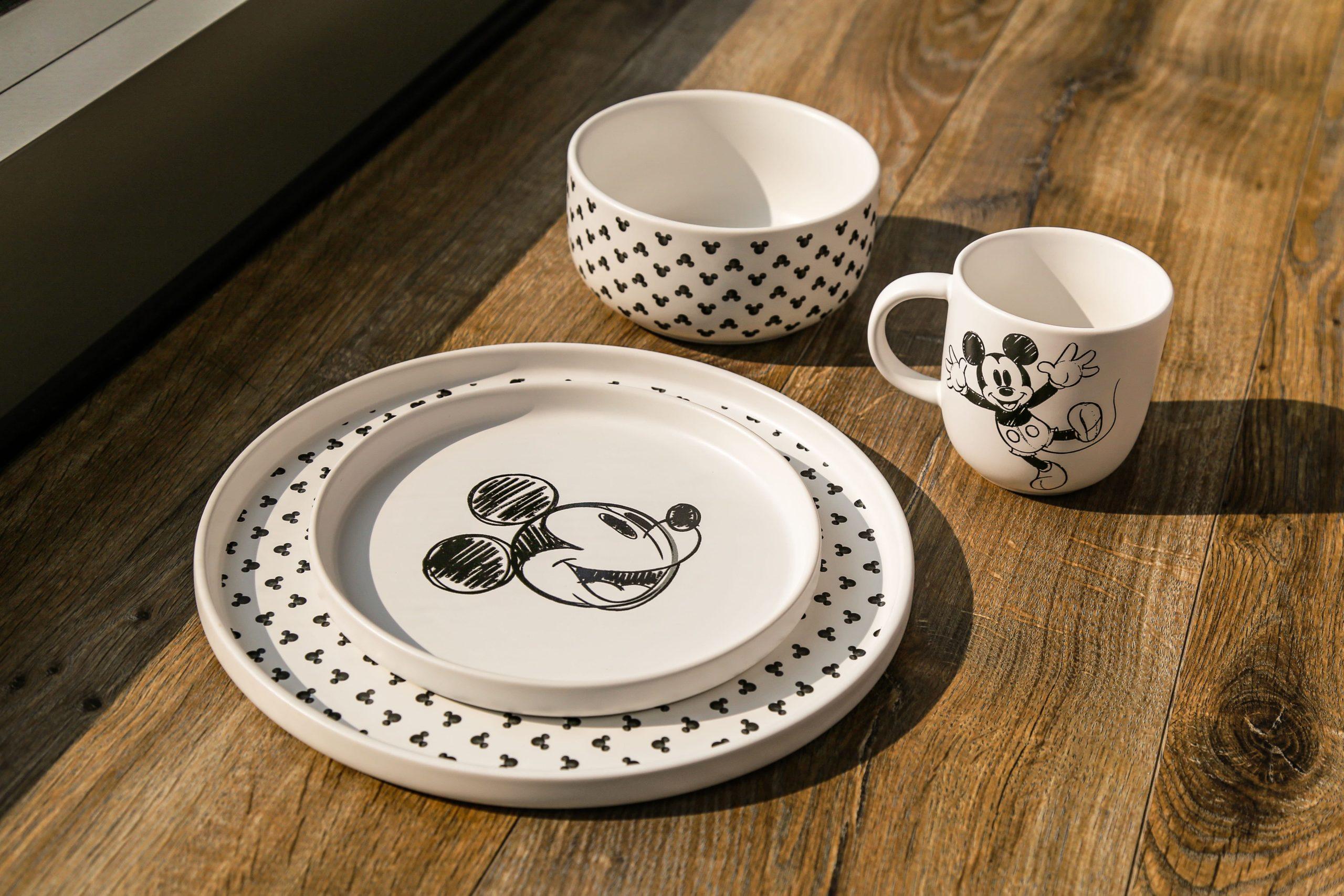 Fairprice Mickey Dinnerware Set