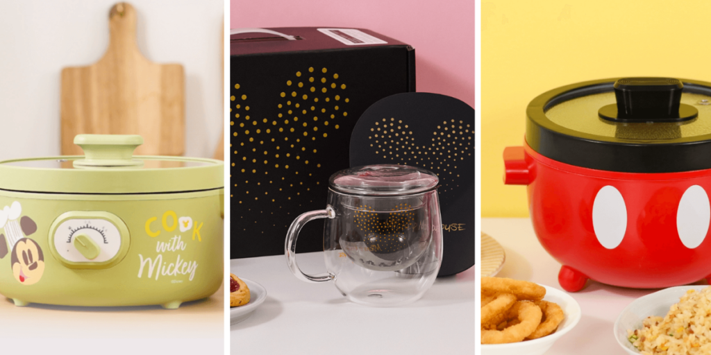 7-Eleven Mickey Kitchenware collection