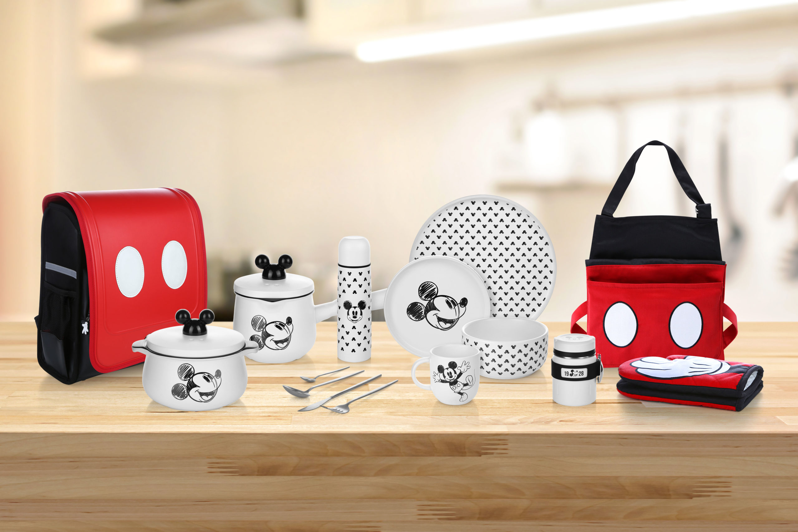 Fairprice Mickey collection