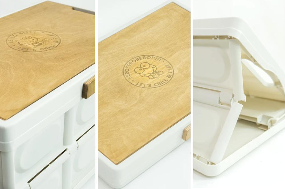 sanrio crate