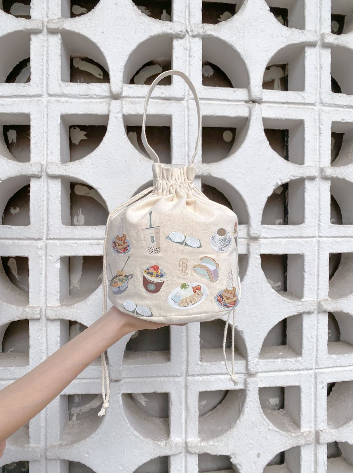 By Invite Only Bucket Bag