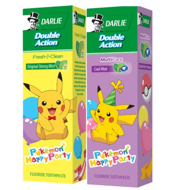 darlie pokemon toothpaste
