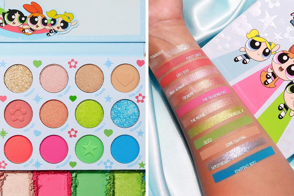 ColourPop Powerpuff Girls Eyeshadow