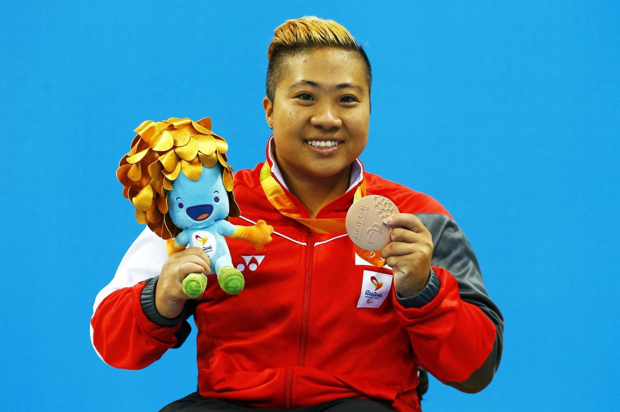 Female Olympians From Singapore