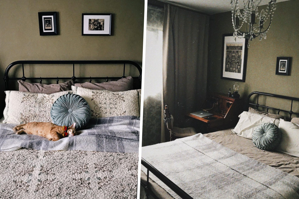 gothic hdb bedroom