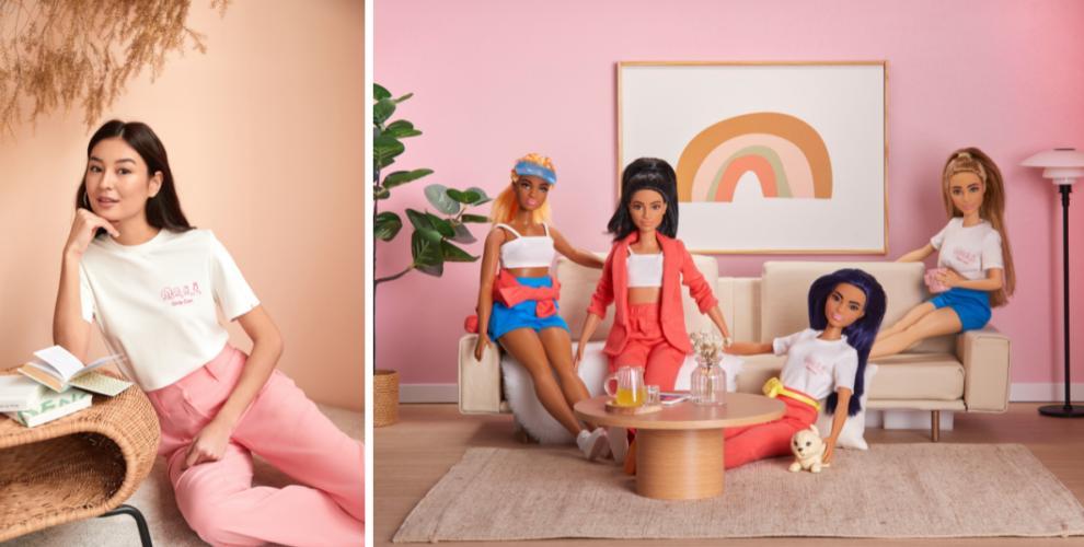 Love, Bonito x Barbie