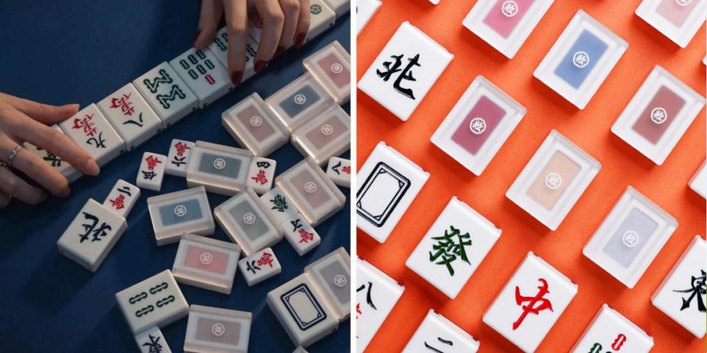 Mahjong Eye Shadow
