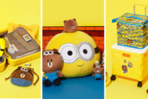 Minions and Line Friends collection