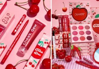 Colourpop Cherry Crush Collection