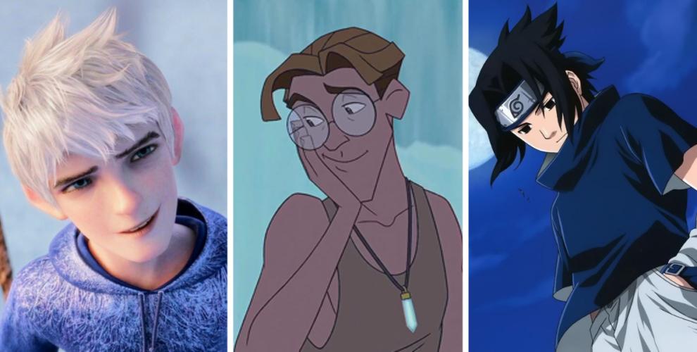 sexual awakenings cartoon characters