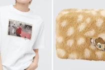 Uniqlo Disney Furry Friends