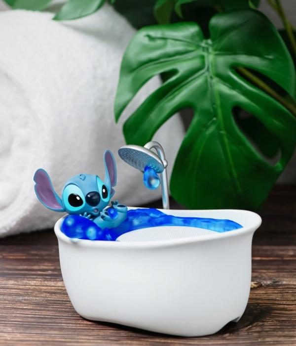 stitch bathtub