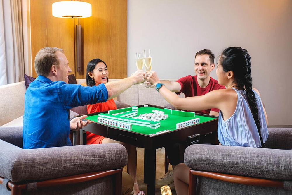 Andaz mahjong package