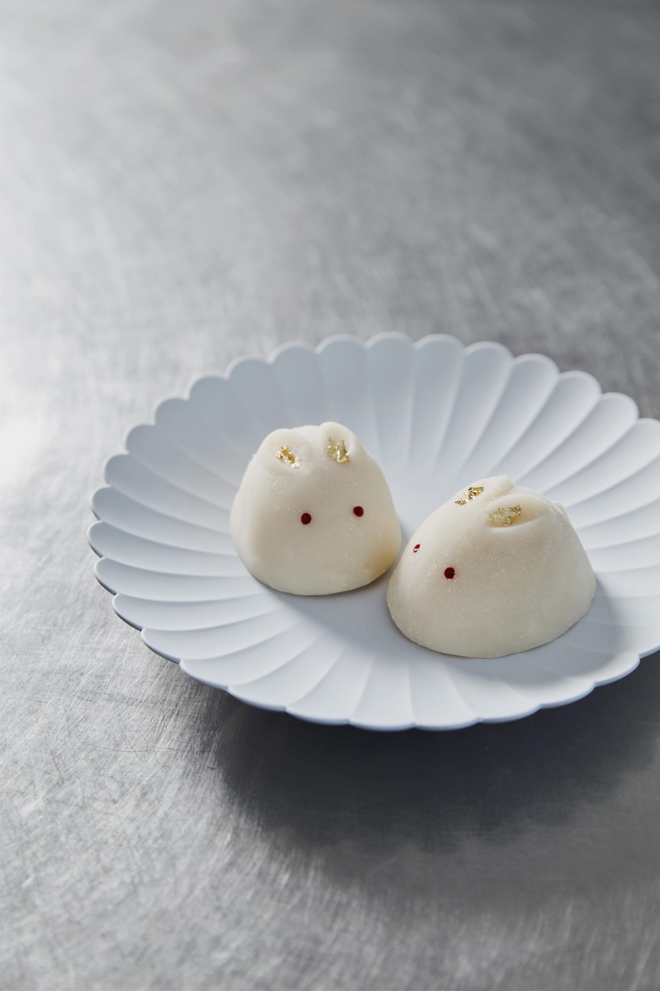 Bunny Mooncakes