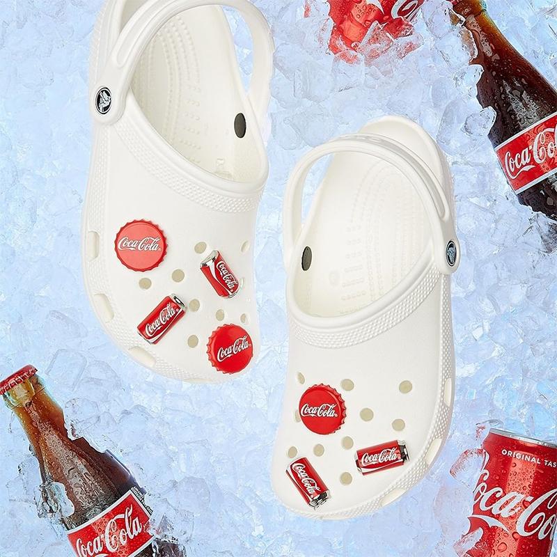 Coca Cola crocs