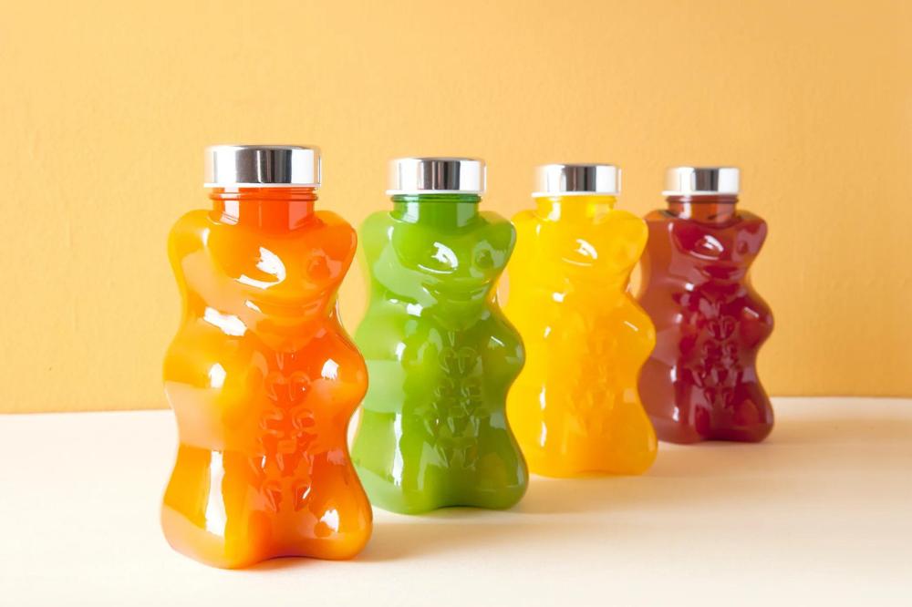 haribo bottles