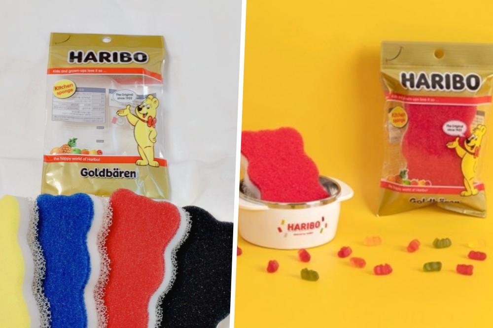 haribo sponges