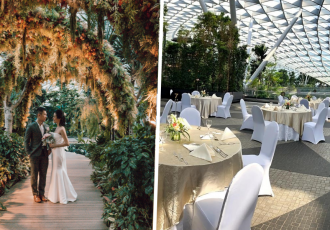 Jewel wedding venue
