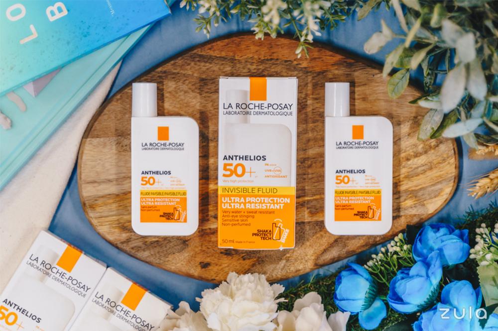 sunscreen skincare routine