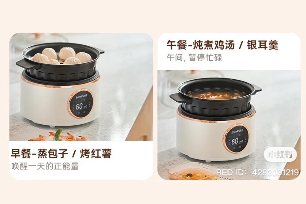 minimalistic multi-cooker