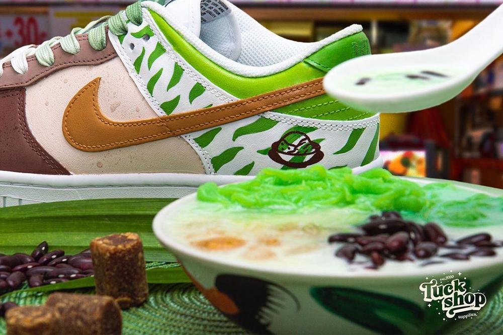 local dessert sneakers