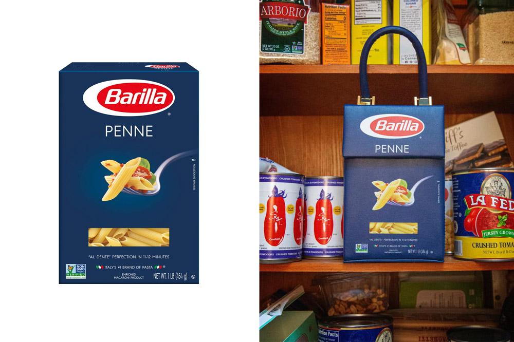 Pasta Box Handbag