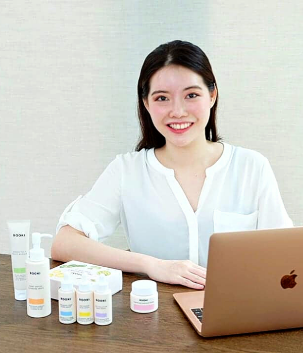 singaporean entrepreneurs - hayley teo