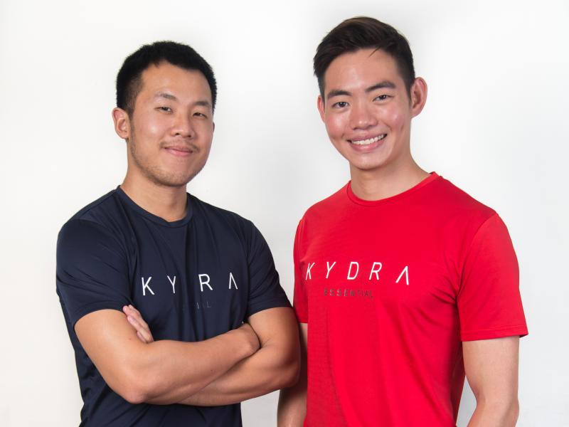 singaporean entrepreneurs - kydra