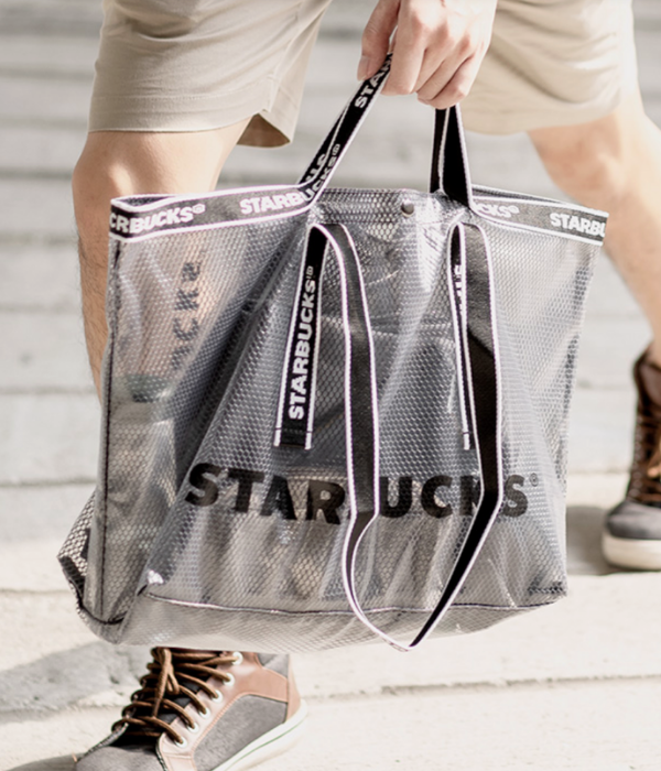 starbucks tote bag