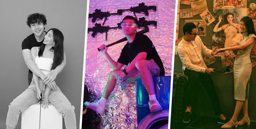Themed Photo Studios In Singapore