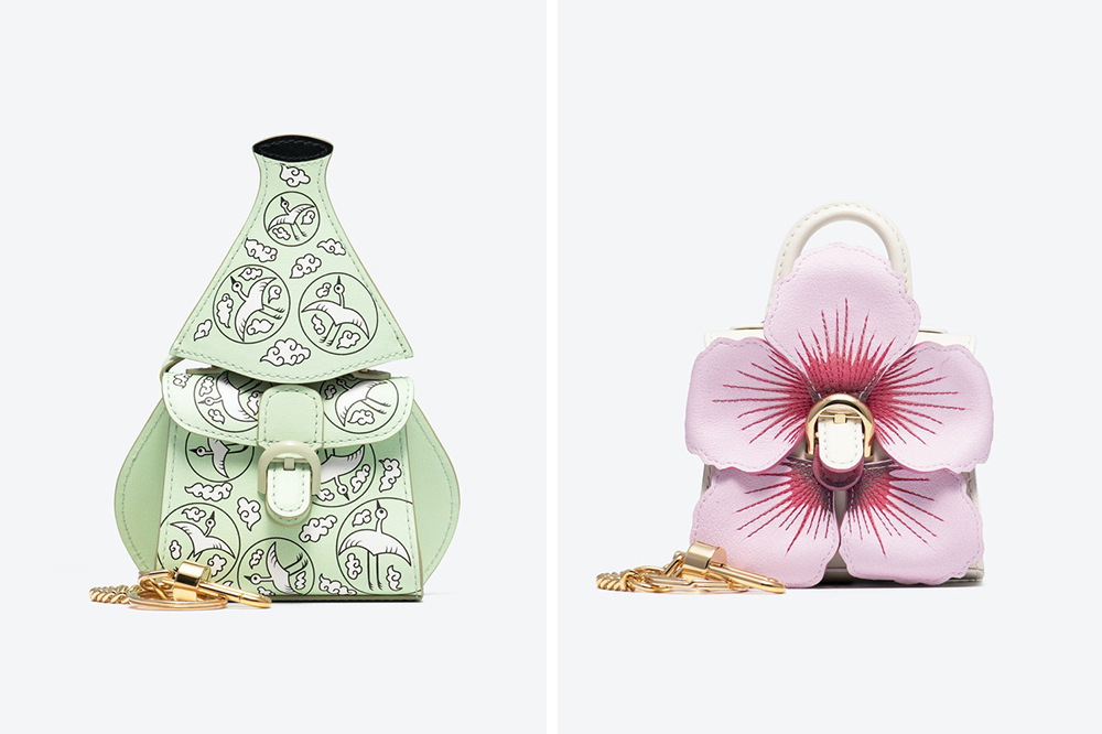 travel handbag charms