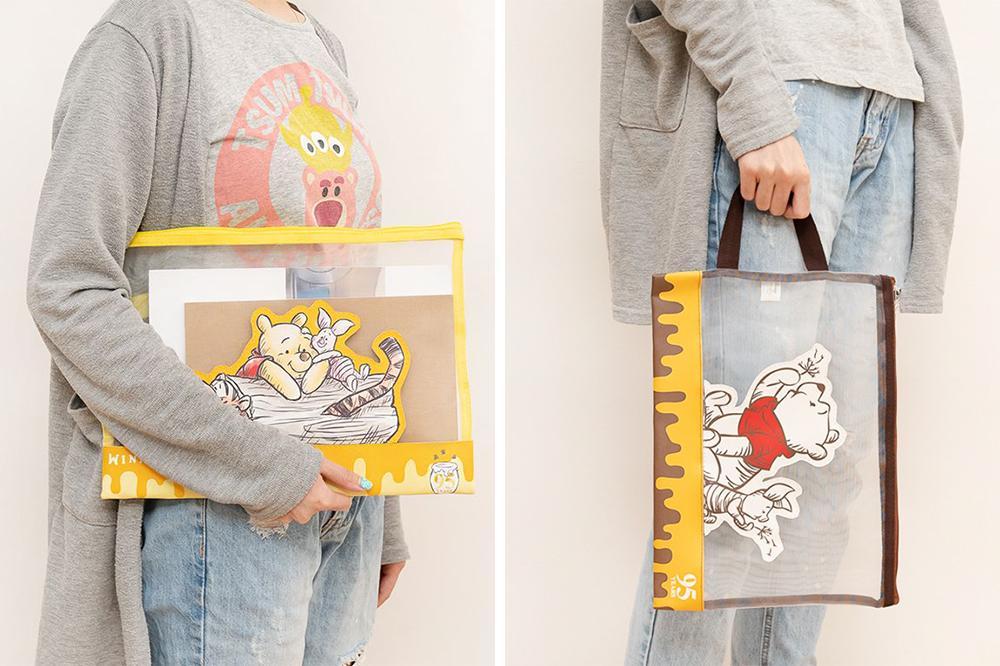Winnie the Pooh bags