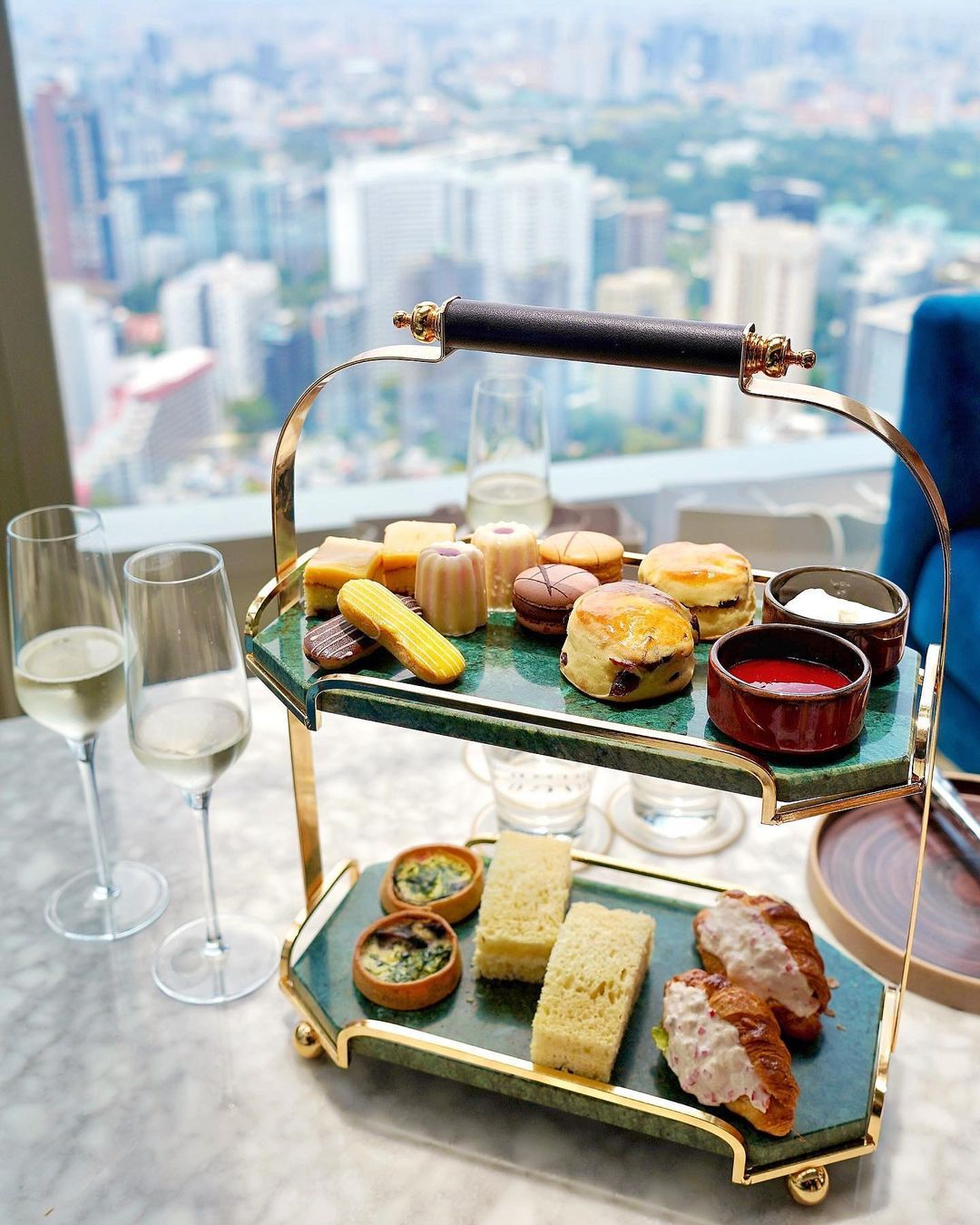 1-For-1 High Tea Ion Orchard