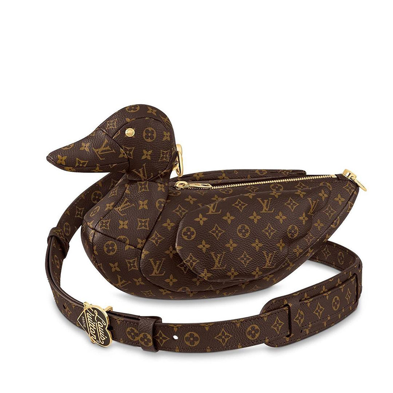 Louis Vuitton Duck Bag