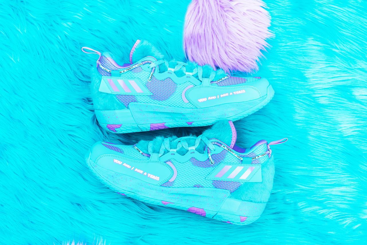 Adidas x Monsters Inc