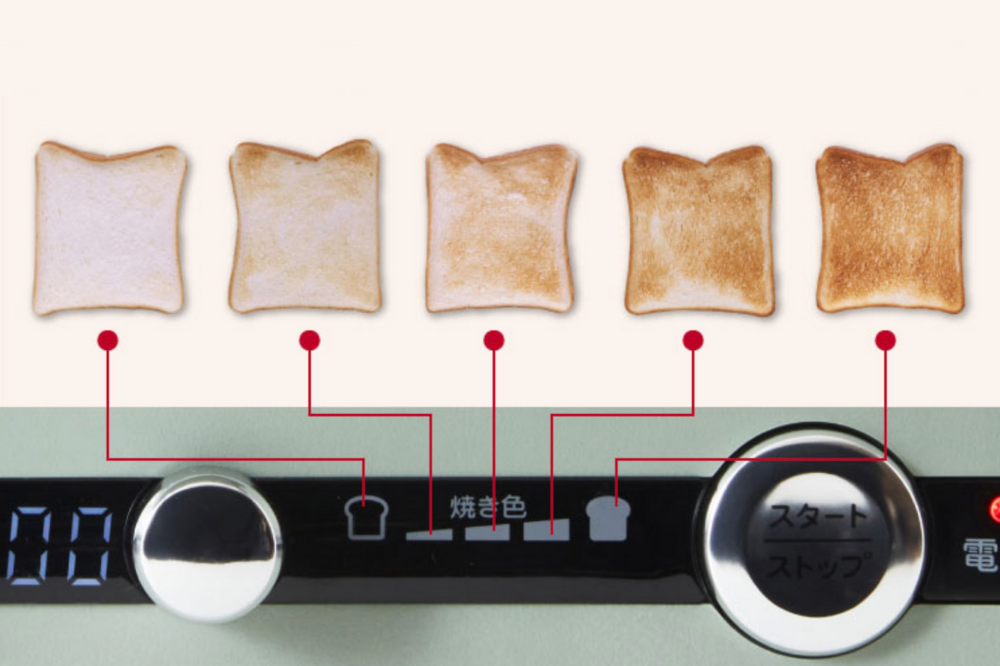 all-in-one toaster