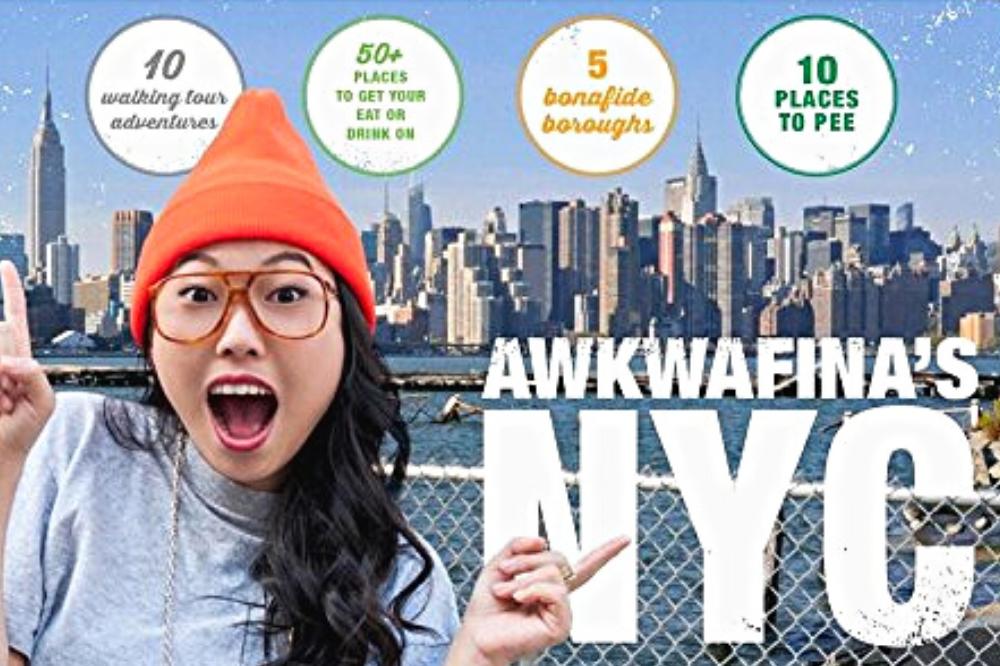 akwafinas NYC