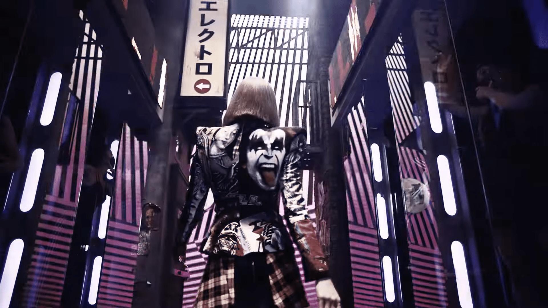 Blackpink's Lisa LaLisa MV
