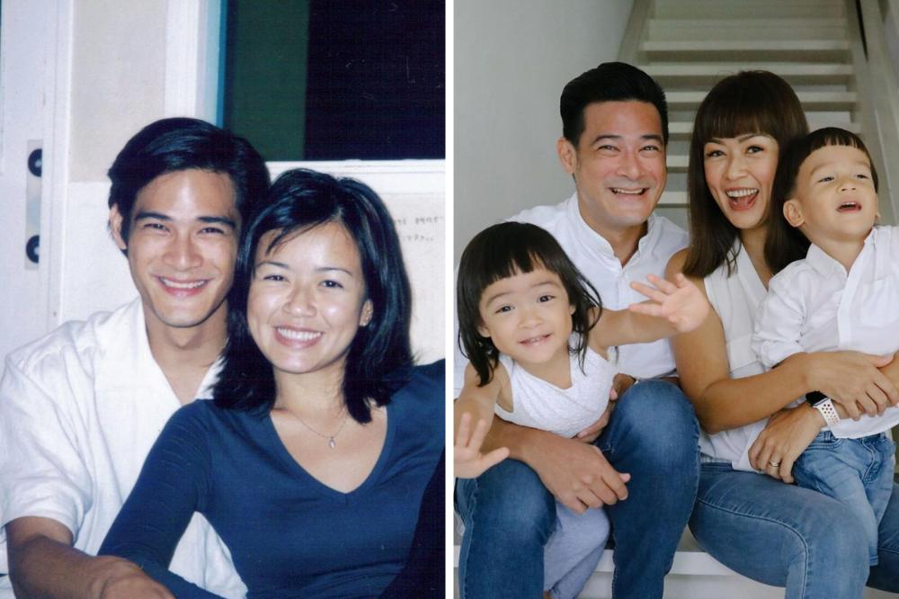 Melody Chen & Randall Tan