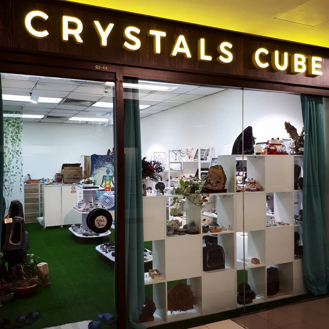 Crystals In Singapore