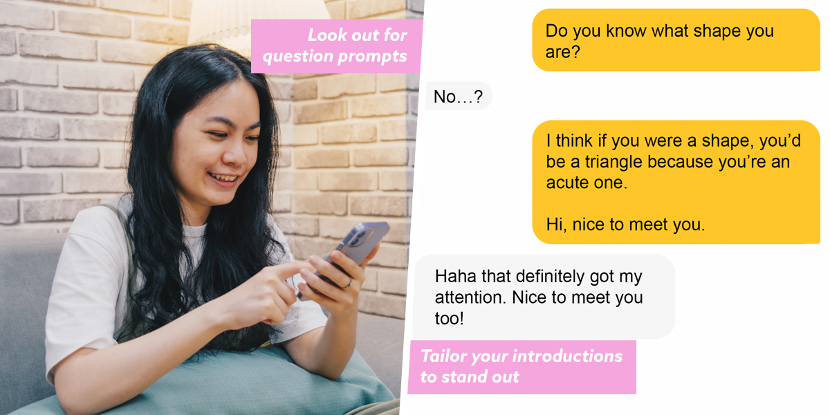 Dating App Tips For Making The First Move