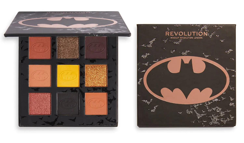 DC Comics Makeup Collection