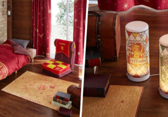 Harry Potter Bedroom Items