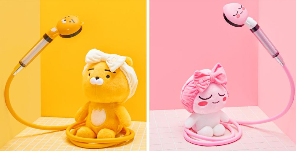 Kakao Friends Showerheads