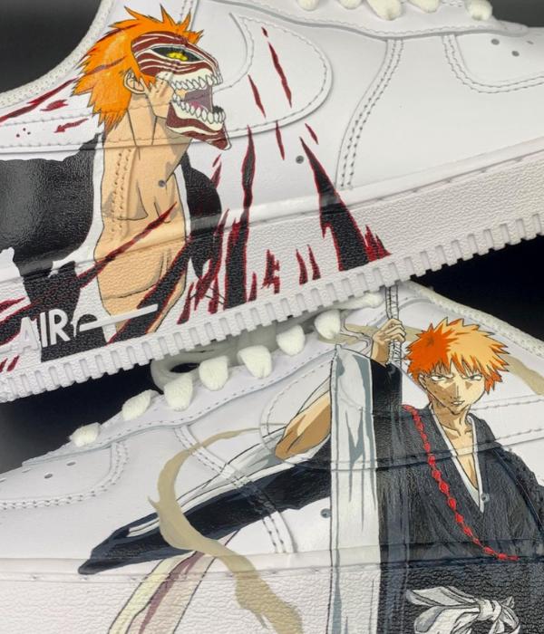 bleach shoe