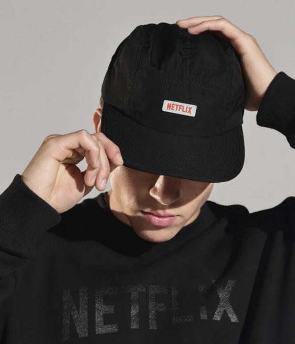 netflix cap