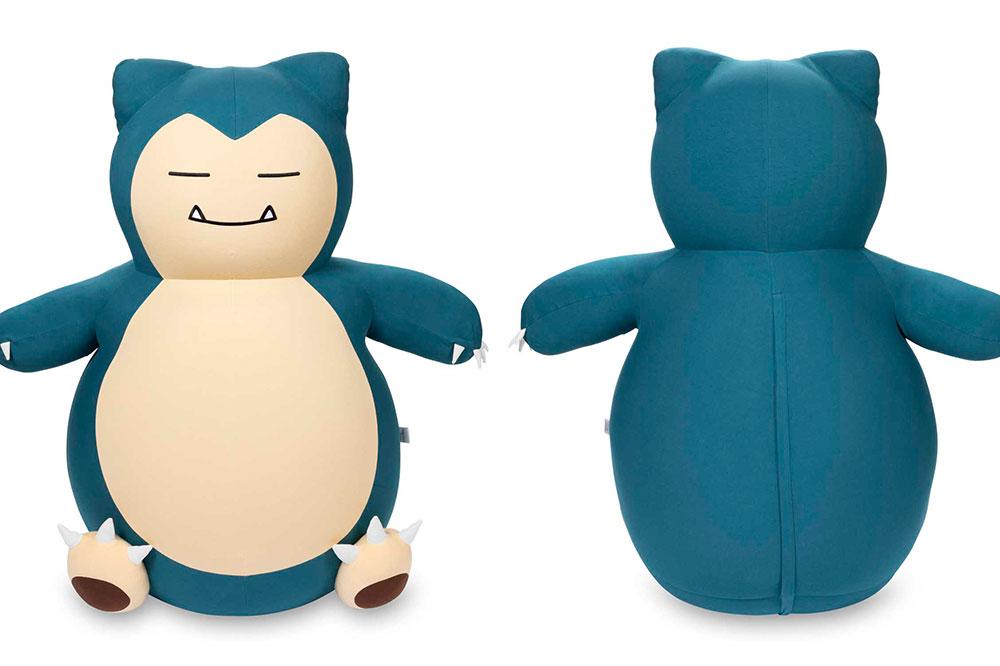 pokemon snorlax beanbags