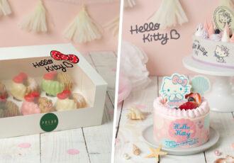 Polar Puffs & Cakes x Hello Kitty