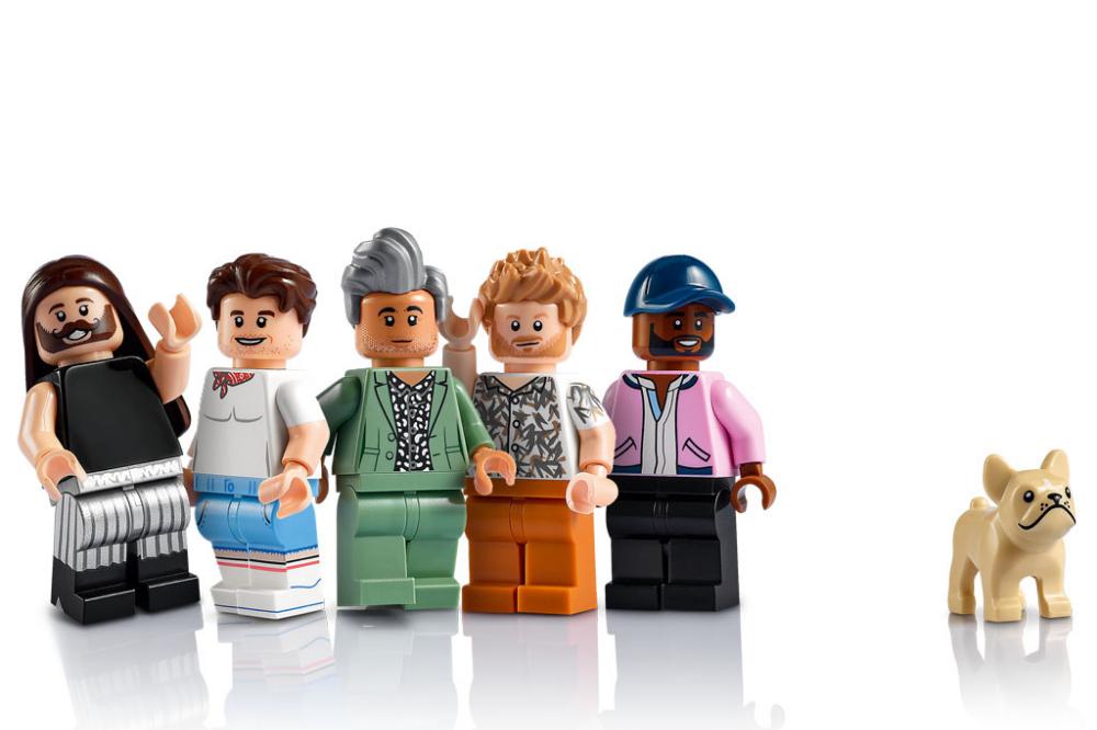 Fab 5 figurines