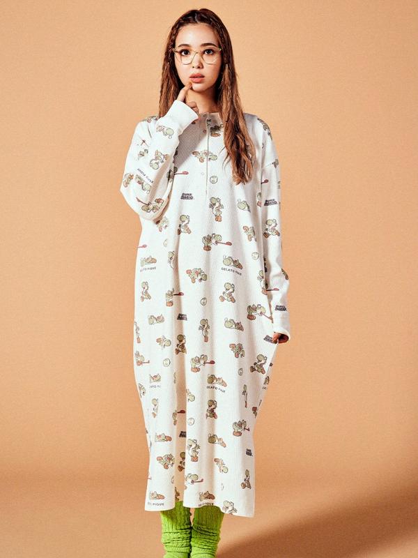 yoshi dress